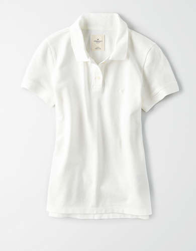 AE Short Sleeve Polo Shirt