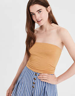 Ae Soft &Amp; Sexy Tube Top by American Eagle Outfitters