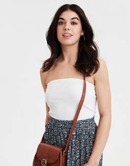 AEO Smocked Tube Top
