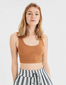 AE Seamless Bra Crop Top