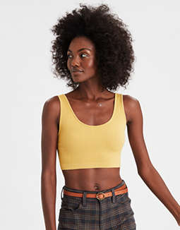 AE Seamless Crop Top