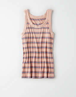 AE Striped Boy Tank
