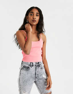 AE Neon Cropped Cami