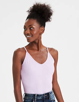 AE V-Neck Bodysuit