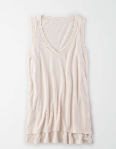 AE V-Neck Tank Top