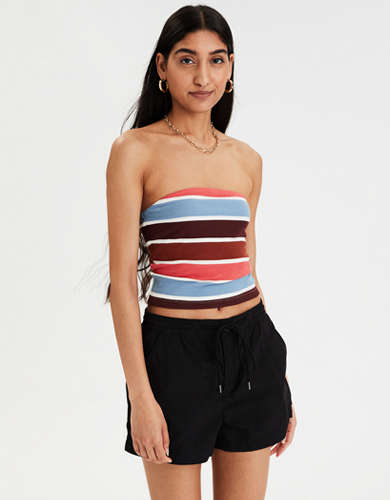 AE Striped Tube Top