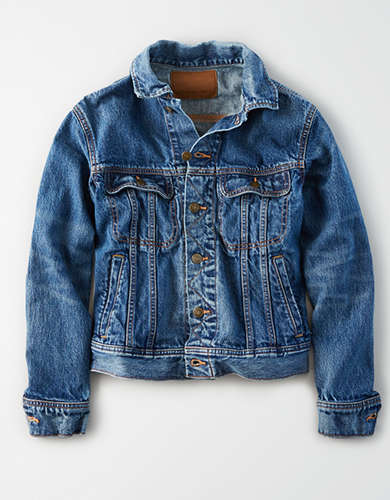 AE 70's Denim Jacket