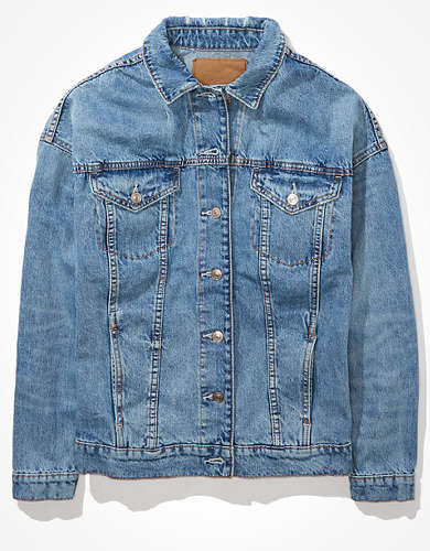 AE Boyfriend Denim Jacket