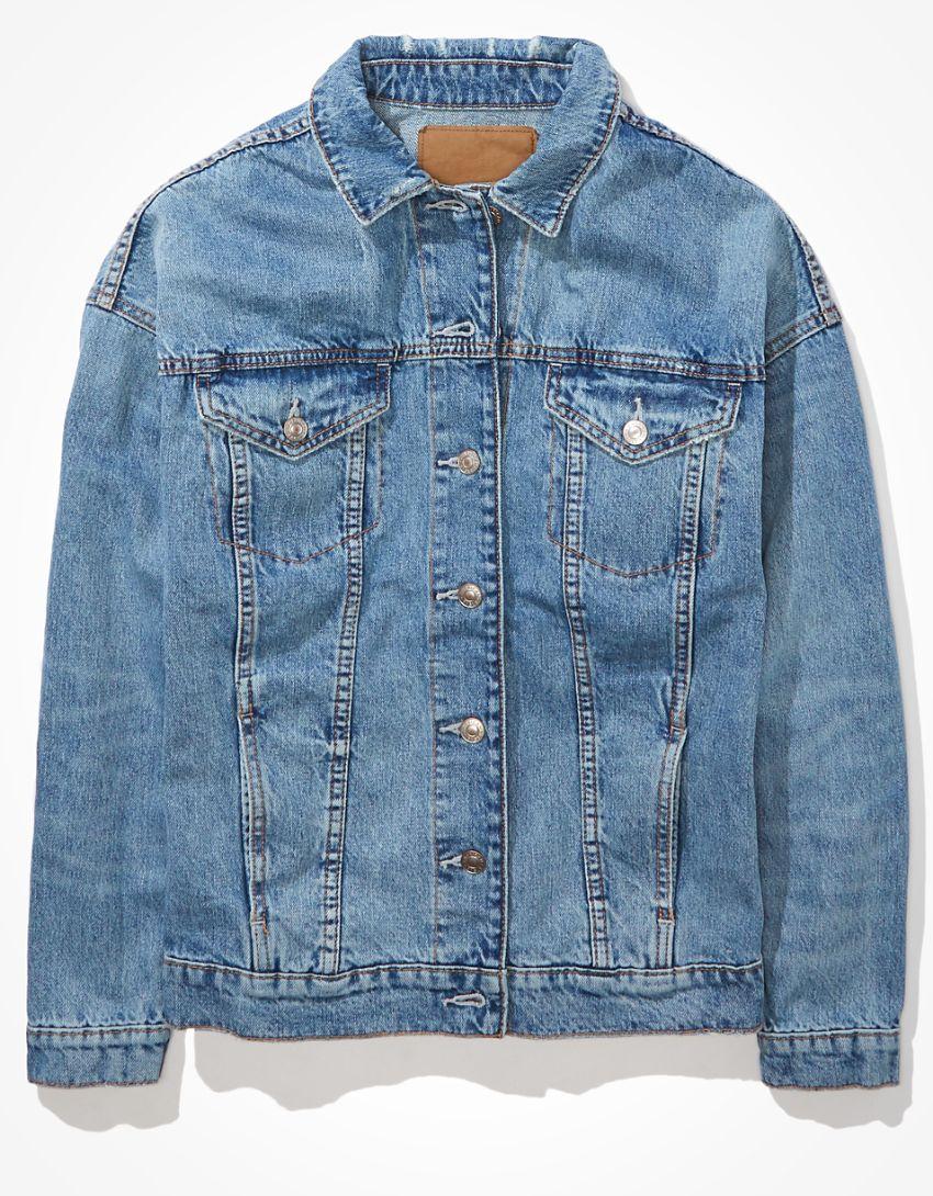 AE Boyfriend Denim Jacket