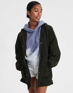 AE Elongated Windbreaker