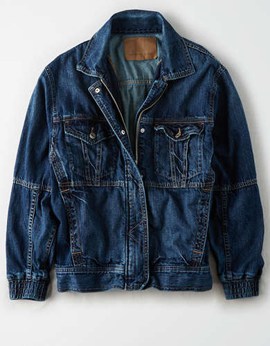AE 80's Denim Jacket