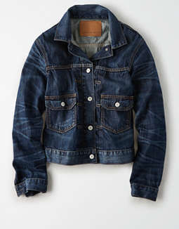 AE 50's Denim Jacket