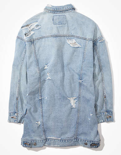 AE Denim Boyfriend Jacket