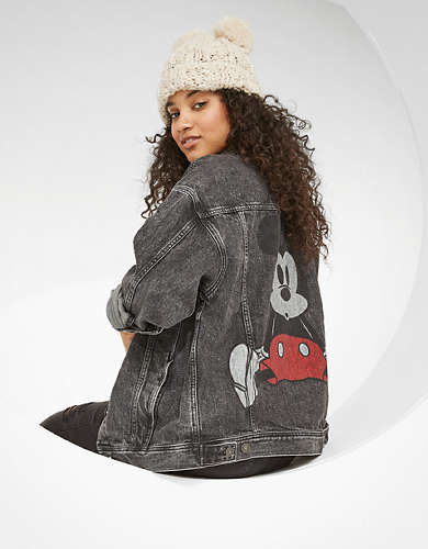 Disney X AE Boyfriend Denim Jacket