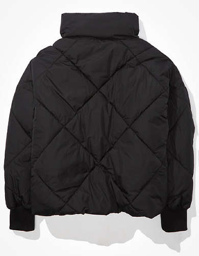 AE Quilted Puffer Jacket