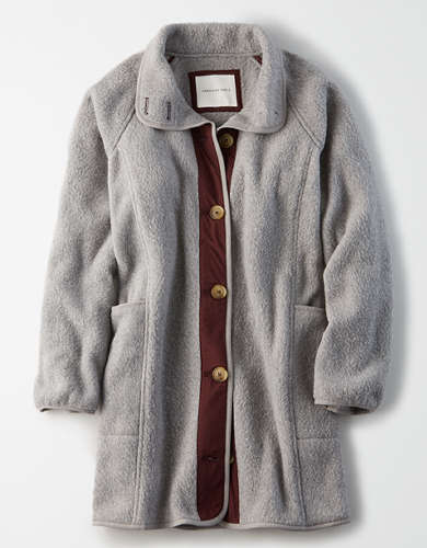 AE Fleece Coat