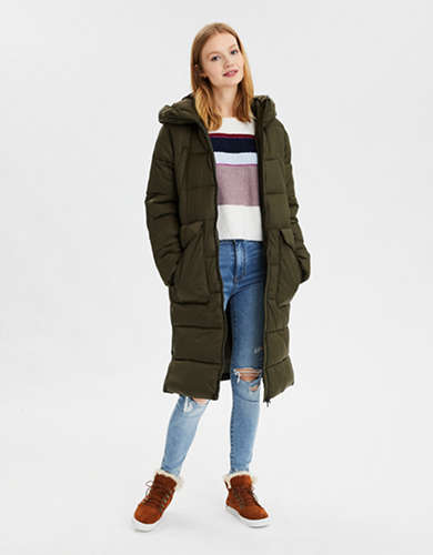 AE Oversized Puffer Jacket