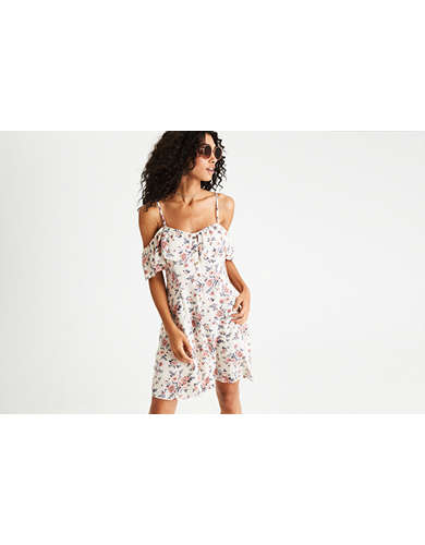 Womens White Dress | American Eagle Outfitters