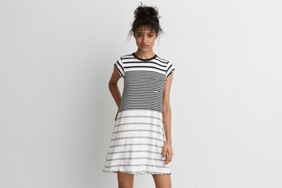 Find Your Perfect T Shirt Dress; American Eagle