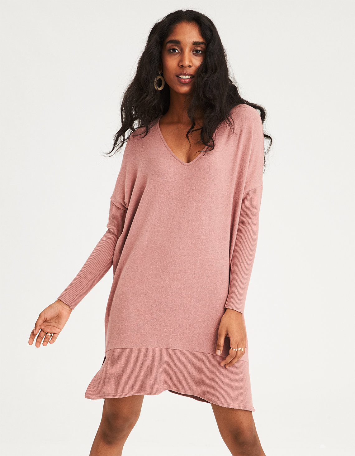 Image result for ae soft & sexy plush dress