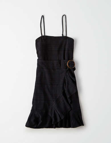 AE Wrap Front Cami Dress