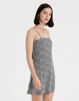 AE Tie Back Slip Dress