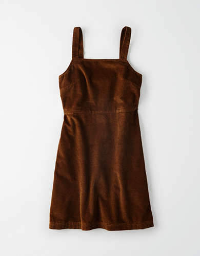AE Corduroy Mini Dress