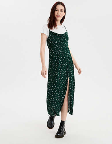 AE Cowl Neck Maxi Dress
