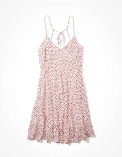 AE Tie Back Mini Dress