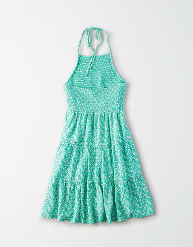 AE Smocked Babydoll Dress