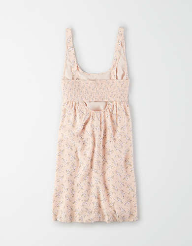 AE Scoop Neck Mini Slip Dress