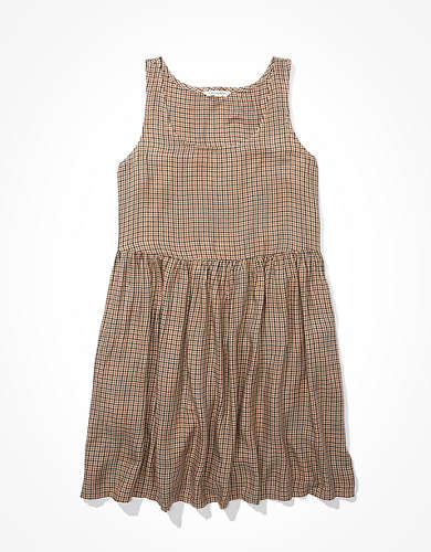 AE Scoop Neck Babydoll Dress
