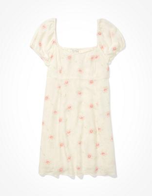 AE Puff Sleeve Mini Dress