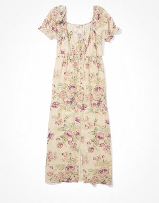 AE Babydoll Midi Dress