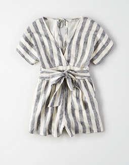586e8d39599 ae-striped-kimono-romper by american-eagle-outfitters