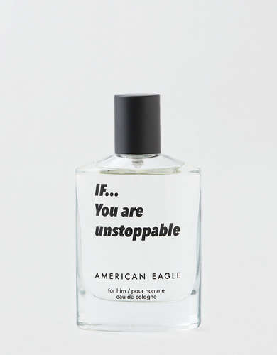 AEO Men's IF… You are Unstoppable 1.7 Oz EDC