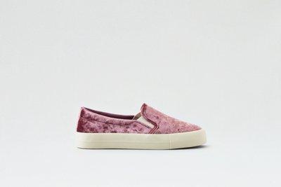 Platform Slip-On Sneaker