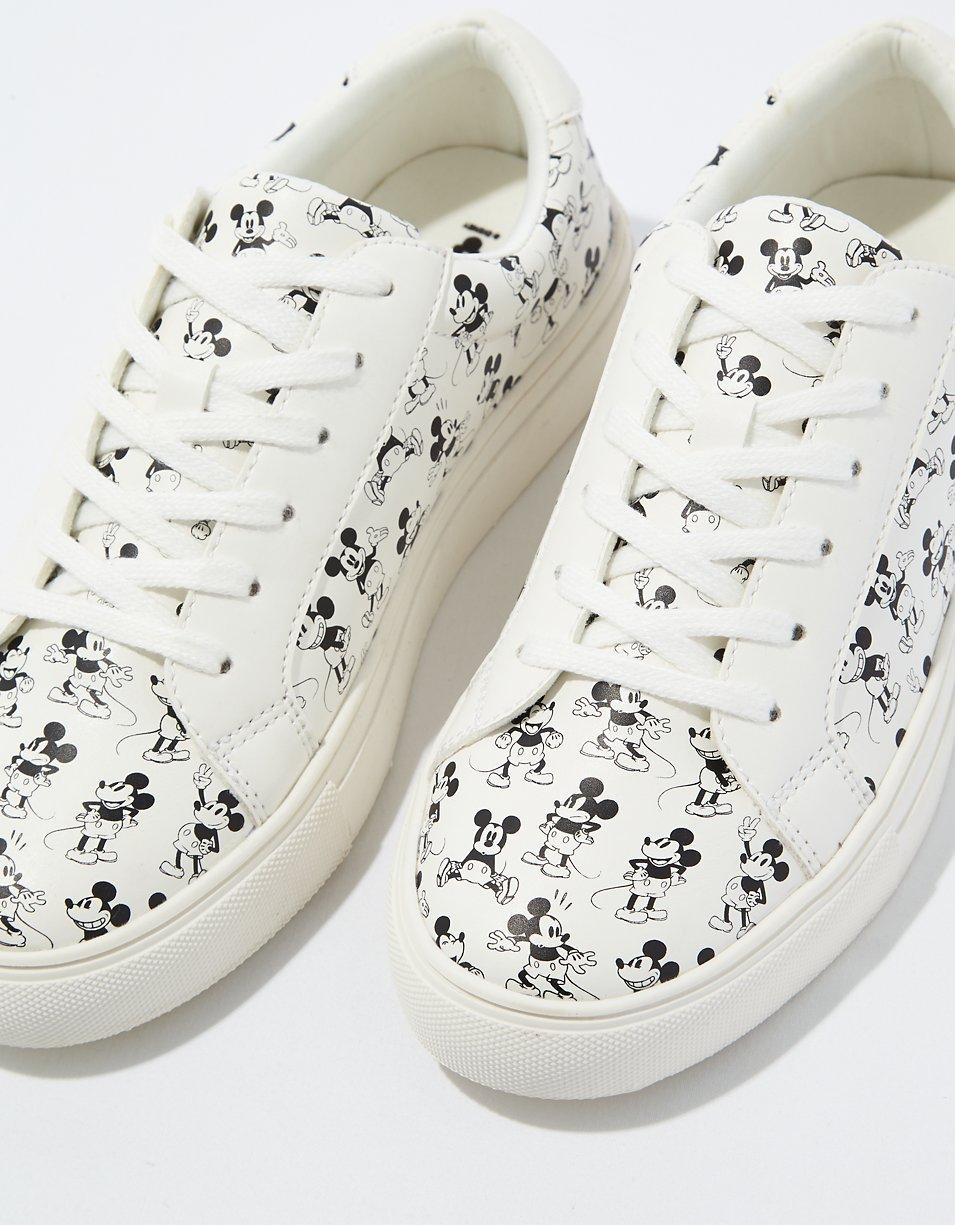 Disney X AE Unisex Mickey Mouse Sneaker