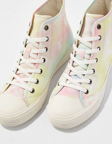 AE Tie Dye High Top Sneaker