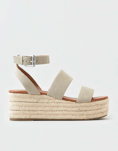 AEO Double Strap Wedge
