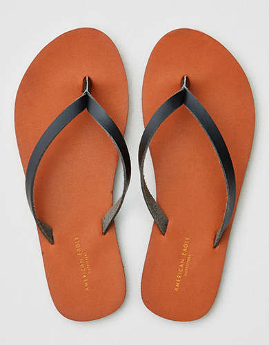 7462eaf1762 AEO Thong Slide Sandals
