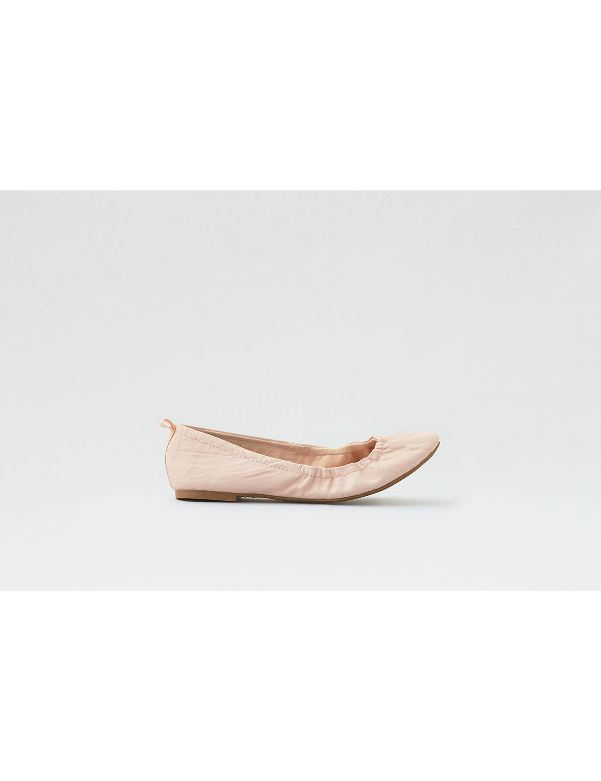 Display product reviews for AEO Classic Scrunch Ballet Flat