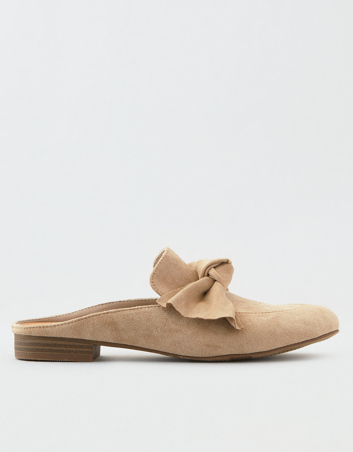 AEO Pointed-Toe Bow Mule