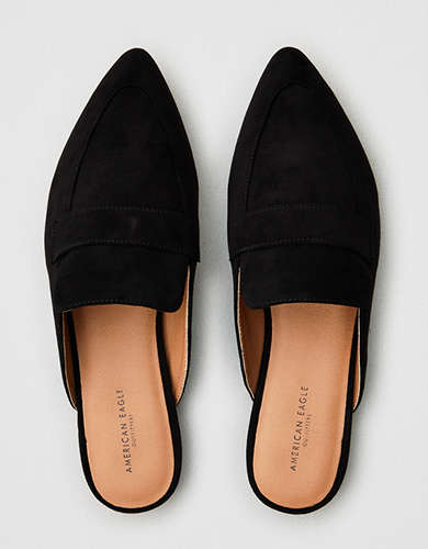 AEO Pointed Loafer Mule