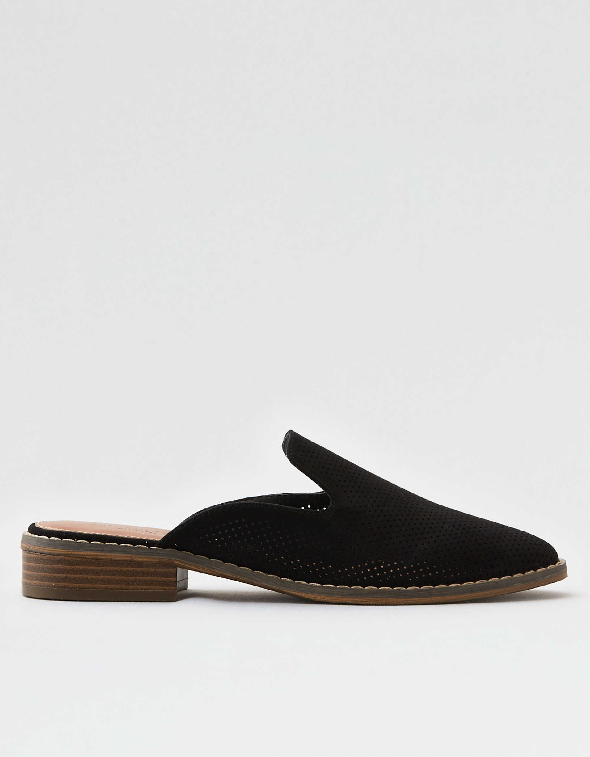 AEO Perforated Mule
