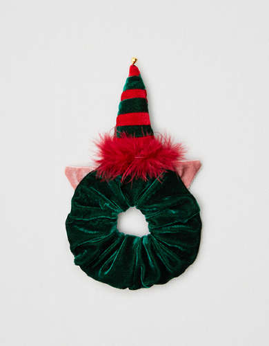 AEO Elf Scrunchie