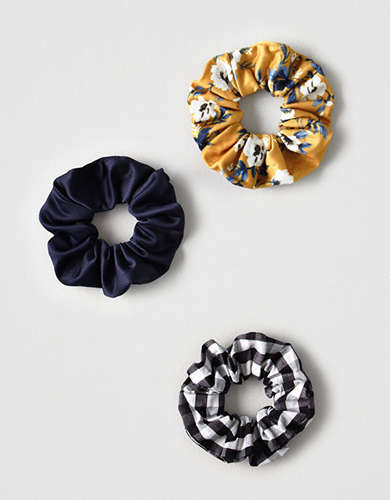 AEO Mixed Scrunchie 3-Pack -