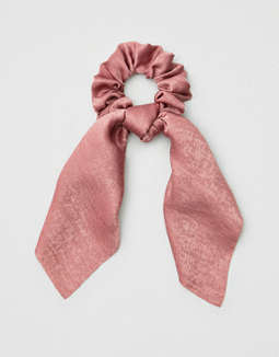 Aeo Bow Scrunchie by American Eagle Outfitters