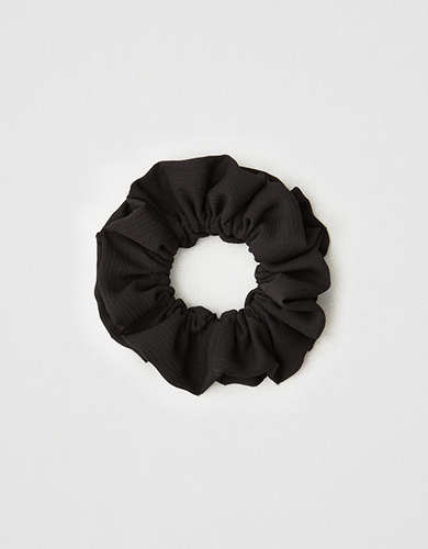 AE XL Black Scrunchie -