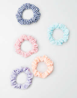 ae-skinny-scrunchie-5-pack by american-eagle-outfitters